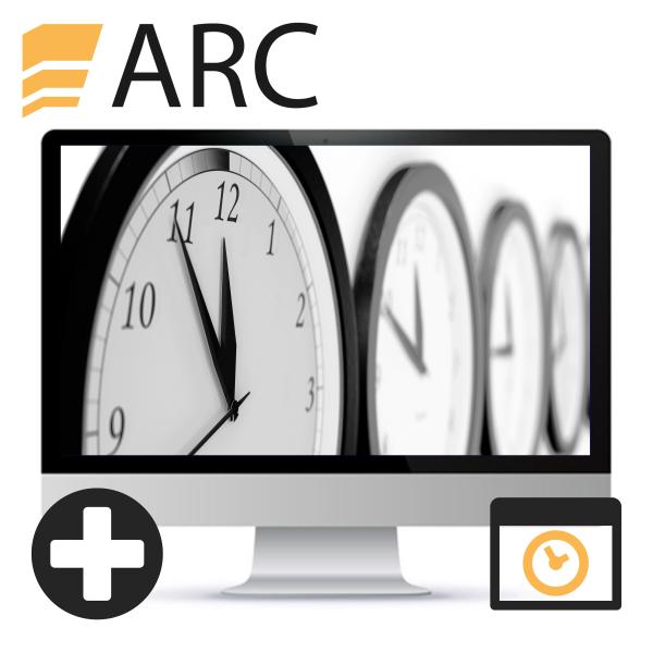 ARC Standard Zeiterfassung