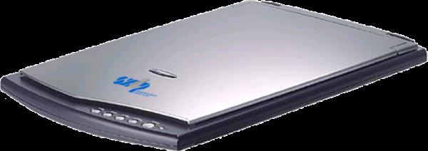 USB-Diagrammscheiben-Scanner
