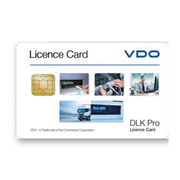 VDO Downloadkey Pro Lizenzkarte für Update S