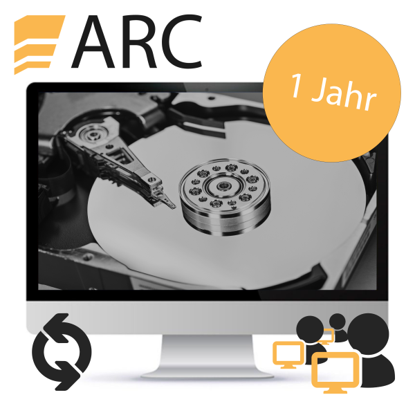 ARC Softwareupdate Server - 1 Jahr