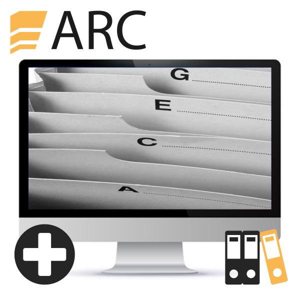 ARC Whitelist (Mandanten-/Firmenmodul) Mehrplatz