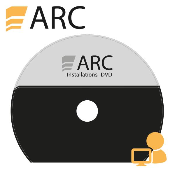 ARC Installations-DVD